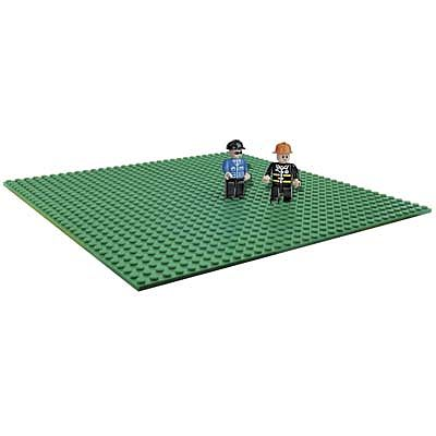 BRICTEK BUILDING BLOCKS Baseplates 4pcs -- Building Block Set -- #19003