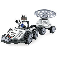 Brictek Lunar Mobile Radar Station 69pcs Building Block Set #27001