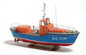 Billing-Boats 1/40 Royal Navy Lifeboat w/Vacu-Form Hull (Beginner)
