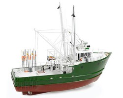 Billing-Boats 1/60 Andrea Gail Fishing Trawler from The Perfect Storm (Intermediate)