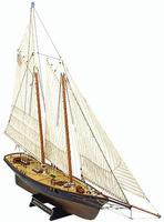 Billing-Boats 1/72 America Racing Schooner Yacht (Intermediate)