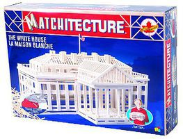 Bojeux The White House (1900pcs) Wooden Construction Kit #6626
