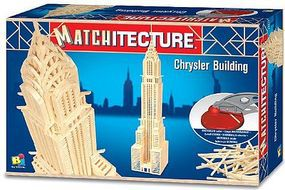 Bojeux Chrysler Building (New York, USA) (850pcs) Jigsaw Puzzle 600-1000 Piece #6648