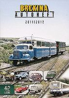 Berkina Magazine Brekina Autoheft 2011/2012 Model Railroading Catalog #12211