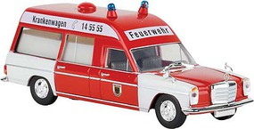 Berkina MB/8 KTW Fire Truck