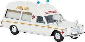 Berkina MB/8 Raddning Ambulance