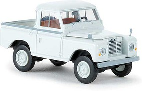 Berkina Land Rover 88, Light Gray