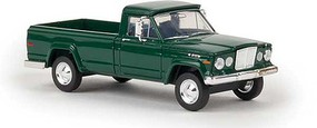 Berkina 1962 Jeep Gladiator A Pickup Truck Assembled Moss Green