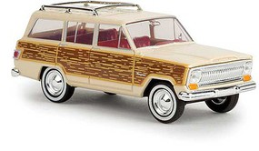 Berkina Jeep Wagoneer Woody ivory
