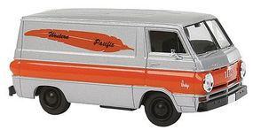 Berkina 1964 Dodge A 100 Cargo Van Assembled Western Pacific Model Railroad Vehicle HO Scale #34356