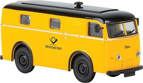 Berkina Parcel Truck German Post