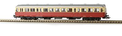 Berkina Passenger Car ivory/red - HO-Scale