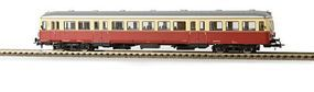 Berkina Passenger Car ivory/red HO-Scale