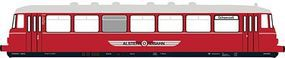 Berkina Railbus VT 4.43 ANB - HO-Scale