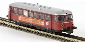 Berkina MAN Railbus VT7 SWEG N Scale Trolley and Hand Car #69104