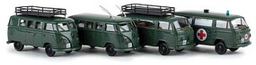 Berkina Swiss Military VWs Set 4