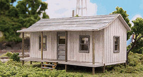 Blair-Line Company House O Scale Model Railroad Building #276