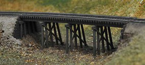 Blair-Line Common pile trestle kit - N-Scale