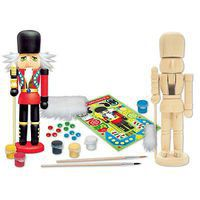 Balitono Nutcracker Guardsman Wooden Construction Kit #21425