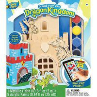 Balitono Dragon Kingdom Wooden Construction Kit #21504