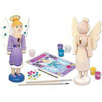 Balitono Nutcracker Angel Wooden Construction Kit #21512