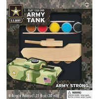 Balitono Army Tank Wooden Construction Kit #21524
