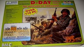 BMCTOY D-Day Invasion of Normandy Toy Soldiers #40009