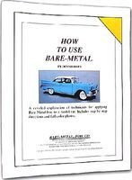 Bare-Metal-Foil How To Use Bare Metal Booklet