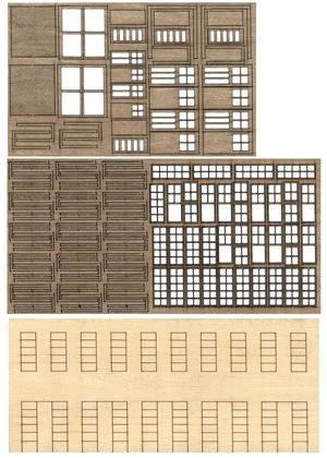 Modular Structure Kit - The 1-Kit(TM)
