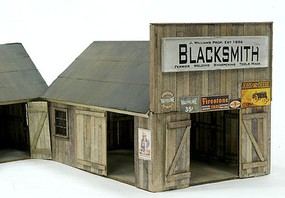 Banta Ho Blacksmith/Carpentry Shop