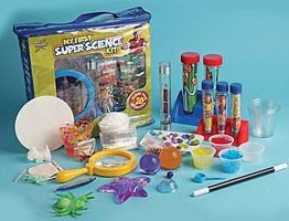 Be-Amazing Fun Science My First Super Science Kit