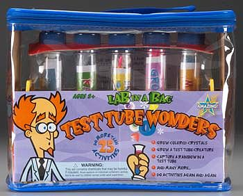 Be Amazing Toys Lab In A Bag Test Tube Wonders