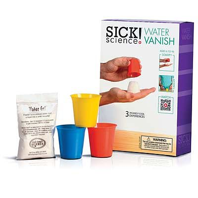 Be Amazing Toys Sick Science! Water Vanish