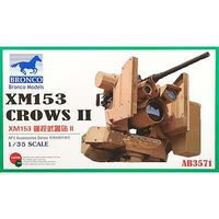 Bronco XM153 Crows II Plastic Model Military Vehicle Kit 1/35 Scale #03571