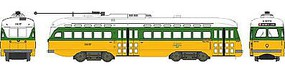 Bowser Post-War PCC Street Car Los Angeles MTA #3137 HO Scale Trolley and Hand Cars #12702