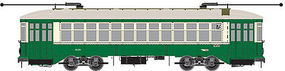 Bowser Hog Island Streetcar PTC #4126 with Sound HO Scale Model Train Streetcar #12847