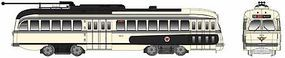 Bowser Kansas City-Style PCC Streetcar Kansas City #513 HO Scale Model Train Passenger Car #12917