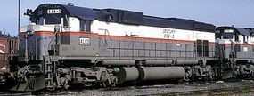 Bowser Executive Line Alco C636 Standard DC Alco #636-3 HO Scale Model Train Diesel Locomotive #23569