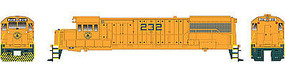 Bowser GE U25B DC Maine Central #2232 HO Scale Model Train Diesel Locomotive #23819