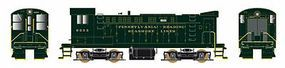 Bowser Baldwin S12 DCC Pennsylvania Reading Seashore Lines HO Scale Model Train Locomotive #23953