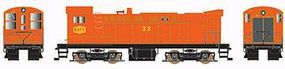 Bowser Baldwin S12 DC Missouri-Kansas-Texas #33 HO Scale Model Train Locomotive #23958