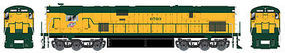 Bowser Alco C-628 Chicago & North Western 6712 HO Scale Model Train Diesel Locomotive #24023