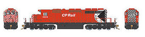 Bowser GMD SD40-2 DC Canadian Pacific #5594 HO Scale Model Train Locomotive #24137