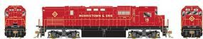 Bowser Alco C430 DCC - Morristown & Erie #16 HO Scale Model Train Diesel Locomotive #24194