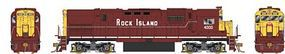 Bowser Alco C430 - Standard DC - Rock Island #4003 HO Scale Model Train Diesel Locomotive #24203