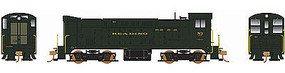 Bowser VO-1000 DC Reading #83 HO Scale Model Train Diesel Locomotive #24246
