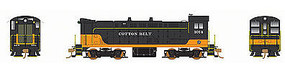 Bowser VO-1000 with Sound Cotton Belt #1014 HO Scale Model Train Diesel Locomotive #24257