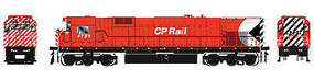 Bowser M636 with Sound Canadian Pacific #4731 HO Scale Model Train Diesel Locomotive #24278