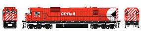 Bowser M636 with Sound Canadian Pacific #4719 HO Scale Model Train Diesel Locomotive #24306