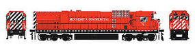 Bowser M636 DC Minnesota Commercial #71 HO Scale Model Train Diesel Locomotive #24332